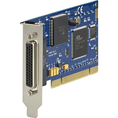 Black Box RS-232 PCI Card, 4-Port, Low-Profile, 16854 UART