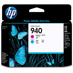 HP 940 OfficeJet Magenta/Cyan Printhead