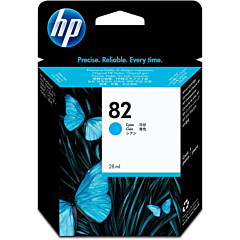 HP C4911/12/13A Color Ink Cartridges