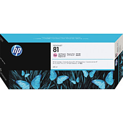 HP 81 Dye Ink Cartridges