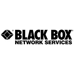 "Black Box FloorTrak Cable Cover - 0.5"" x 0.312"" DIA, Black, 10-ft."