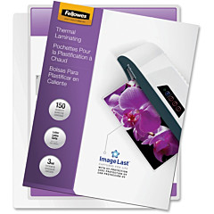 Fellowes ImageLast Jam-Free Premium Thermal Laminating Pouches
