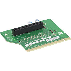 Supermicro 2U RHS WIO Riser Card with a PCI-E x8 for UP MBs (Rev 1.02)