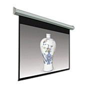 "Inland 84"" Electronic Projection Screen"