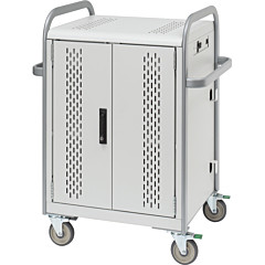 Bretford Store & Charge 30 Unit Tablet Cart