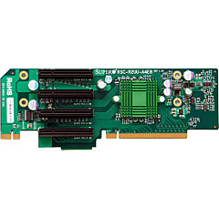 Supermicro RSC-R2UU-A4E8 Left Slot Riser Card