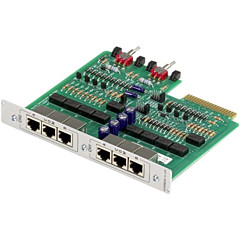 Black Box Automatic Switching System AB Dual RJ-45 (8-Wire) Card