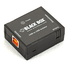 Black Box USB-to-USB Isolator - 4-kV, 1-Port