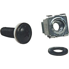 Tripp Lite Square Hole Hardware Kit (Includes 50 M5 screws and washers.)