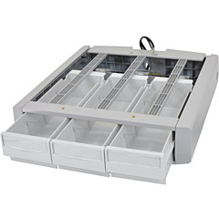 Ergotron SV43/44 Supplemental Triple Drawer