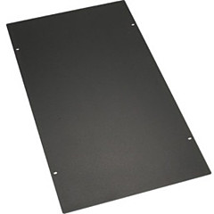 "Black Box Solid Bottom Panel for 30""W x 36""D Elite Cabinets"
