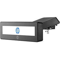 HP RP9 Integrated 2x20 Display Top with Arm