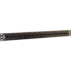 C2G 24-Port Cat5E 110-Type Patch Panel