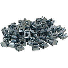 Kendall Howard 12-24 Cage Nuts - 50 Pack