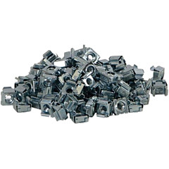 Kendall Howard 12-24 Cage Nuts - 100 Pack