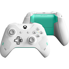 Microsoft Xbox Wireless Controller - Sport White Special Edition