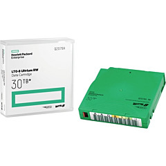 HPE LTO-8 Ultrium 30TB RW 960 Data Cartridge Pallet without Cases