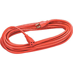 Fellowes Heavy-Duty Indoor/Outdoor 25' Extension Cord