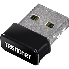TRENDnet TBW-108UB Wi-Fi/Bluetooth Combo Adapter