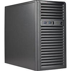 Supermicro SuperChassis 731i-403B Computer Case