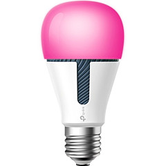 TP-Link Kasa Smart Light Bulb, Multicolor