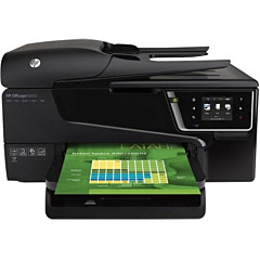 HP Officejet 6600 e-All-in-One Printer - H711A