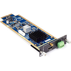Black Box Modular Matrix Switcher Video Input Card HDMI 4K Audio