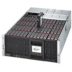 Supermicro SuperServer 6049P-E1CR60H (Black)