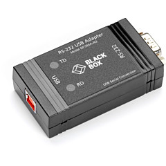 Black Box USB to RS232 Opto-Isolated Converter