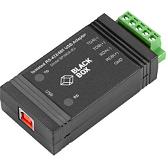 Black Box USB to RS422/485 Converter with Opto-Isolation