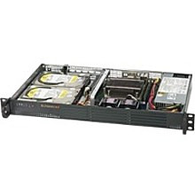 Supermicro SuperServer 5019C-L (Black)