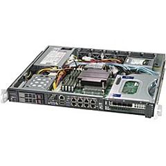 Supermicro SuperServer 1019C-FHTN8 (Black)