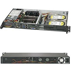 Supermicro SuperServer 5019C-FL (Black)