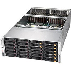 Supermicro SuperServer 6049GP-TRT (Black)