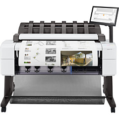 HP DesignJet T2600dr PostScript 36-in Printer with Encrypted HDD - TAA Compliant