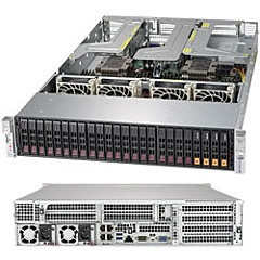 Supermicro SuperServer 2029UZ-TR4+ (Black)