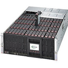 Supermicro SuperServer 6049P-E1CR60L+ (Black)
