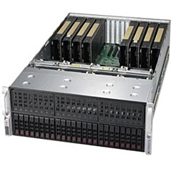 Supermicro SuperServer 4029GP-TRT3 (Black)