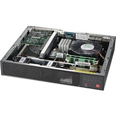 Supermicro SuperServer E300-9C (Black)