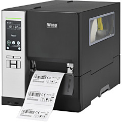 Wasp WPL614 Industrial Barcode Printer with Peeler
