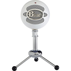 Blue Snowball Classic Studio-Quality USB Microphone