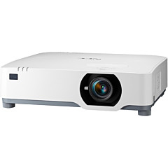 NEC Display 4500 Lumen, WUXGA, LCD, Laser Entry Installation Projector
