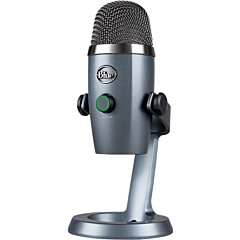 Blue Yeti Nano Premium USB Microphone for Recording & Streaming