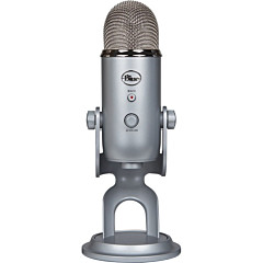 Blue Yeti Professional Multi-Pattern USB Mic for Recording & Streaming