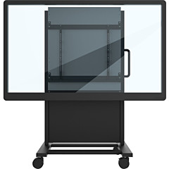 "Viewsonic VB-BLM-005 - BalanceBox 650 Height-adjustable Mobile Cart for 65"" - 75"" Displays"