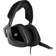 Corsair VOID ELITE SURROUND Premium Gaming Headset with 7.1 Surround Sound - Carbon