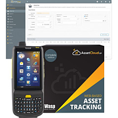Wasp HC1 2D Mobile Computer with QWERTY Keypad
