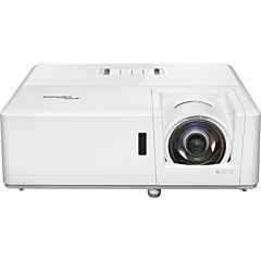 Optoma Compact High Brightness Short Throw Laser Projector