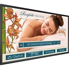 Planar PS6574KT LCD Digital Signage Display