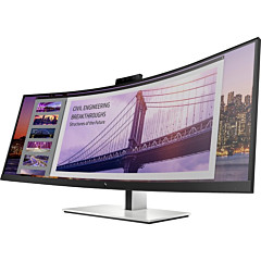 HP S430c 43.4-inch Curved Ultrawide Monitor